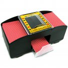 Two Deck Automatic Card Shuffler Poker Bridge Texas