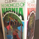 C S Lewis CHRONICLES OF NARNIA Slipcase BOXED PB Set Collier