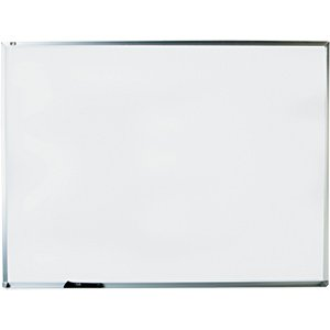 "Quartet Dry-Erase Board w/Aluminum Frame 48"" x 36""  Free Shipping New Office"