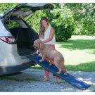 "Full Length Bi-Fold Pet Ramp 66"" Long Folding Truck SUV FREE SHIPPING Travel New"