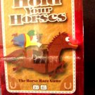 Hold Your Horses Card Race Game Front Porch Classics Family Card  New Sealed 8+