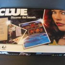 CLUE Discover The Secrets Board Game Sealed Cards Movers NEW Family 2008 Age 9+