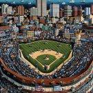 CHICAGO CUBS  500pc 16x20 Jigsaw Puzzle Eric Dowdle Folk Art  Made USA Baseball