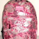 PINK HEARTS Backpack  Free Shipping Daypack School College Hiking Camping BP101S