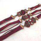 RED Bracelets Lot Of 3 Assorted  Free Shipping Fashion Jewelery