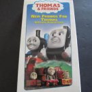 Thomas & Friends New Friends for Thomas VHS Children Tape movie child