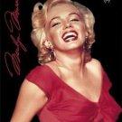"Marilyn Monroe Red Dress  Fleece Blanket 50"" x 60 Officially Licensed Throw Soft"