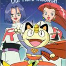 Pokemon - Our Hero Meowth VHS New Sealed Children Animation Cartoon Kids