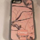 Otter Box Defender Real Tree Pink Camo iPhone 5 White Belt Clip Screen Rugged