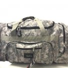 "Medium ACU Digital DUFFELBAG  DUFFEL Gym BAG Bags 25"" Travel Carry On Duffle New"