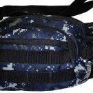 Fanny Pack Tactical Large NAVY ACU Digital Waist Hip Belt Bum Bag Pouch Carry On