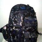 Navy Digital ACU Camoflauge Backpack School Pack Bag Camo Hiking Black