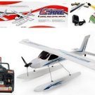 "46"" Wingspan 4CH RC Sea Plane Land  Water or Land Remote Control Large Airplane"