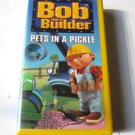 Bob the Builder - Pets in a Pickle  Children VHS Tape video Kid In Case