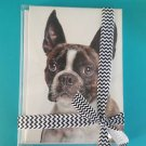 Boston Terrier Greeting Cards 10 Pack Dog Pet All Occasion Blank Message New