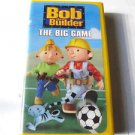 Bob the Builder - The Big Game   Children VHS Tape video Kid In Clamshell Case