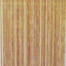 Natural Bamboo Beaded Curtain Natural Beads Window Doors Room Divider New