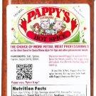 PAPPY'S Choice Seasoning LOUISIANA HOT SPICE  BBQ Rub 2 Pounds Pappys  Smoker