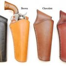 Cross Draw Leather Holster  4 Color Choices New Pistol Gun Handgun Righty Lefty