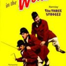 Funniest Guys in the World starring  Three Stooges VHS Tape Video Comedy