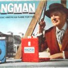 Hangman Board Game Vintage 1976 MB Milton Bradley Original Classic For 2 Players