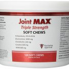 Joint MAX Triple Strength SOFT CHEWS for Dogs Adult Senior Joint Health 120 USA