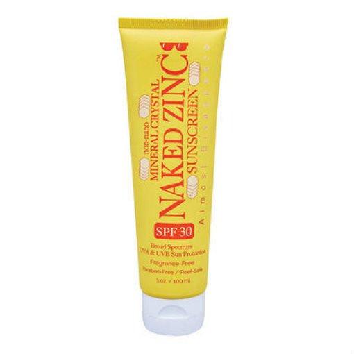 Naked Zinc SPF 30 Fragrance Free Sunscreen 3 oz - Walmart.com