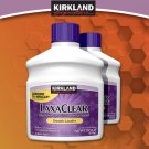 Kirkland LaxaClear 1700 Grams 2 Bottles 100 Doses Laxactive Generic Constipation