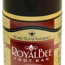 Honey House Naturals Royal Bee Foot Bar NATURAL Repair Dry Cracked Heels 2.5 oz
