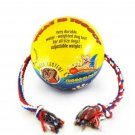 "TUGGO Dog Toy Water Weighted Ball Tugg-O-War Large 10""   4' Rope Durable Colors"