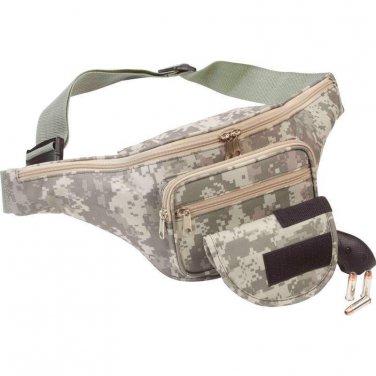 Concealed Carry Fanny Pack Gun Waist Hip Belt Bag Money Pouch FannyPack Camo