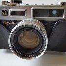 Yashica ELECTRO 35 GSN Rangefinder Camera Photo 45mm 1:1.7 lens w/ Case VTG 35MM