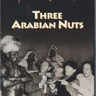 The Three Stooges THREE ARABIAN NUTS VHS Video Tape Plus 2 Extra Episodes
