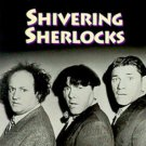 The Three Stooges Shivering Sherlocks VHS Video tape Plus 2 Exta Episodes Comedy