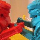 Rock em Sock em Robots Classic Box Boxing Toy Game Kids red Rocker Blue Bomber
