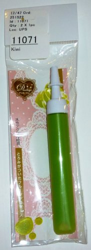 Decollage Deco Sauce from Japan - Kiwi Miniature Food/Whipped Cream Decoration