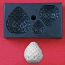 Clay Mold - Miniature Fake Strawberry - Fruit Series - Sweet Deco
