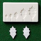 Miniature Leafs - Sweet Deco - Floree Clay Mold