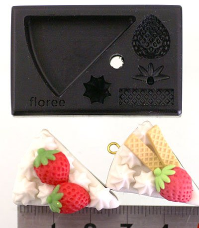 Miniature Cake - Sweet Deco - FLOREE All-in-One Clay Mold