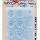 Reusable Mold for Making Clay Donut PQ DOLL 5 - Flexible - Sweet Deco