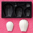 Clay Mold - Fake Miniature Madeleine - Sweet Deco - Reusable