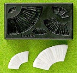 Clay Mold - Miniature Fake Pineapple Slice - Fruit Series - Sweet Deco