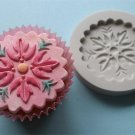 FOOD GRADE MOLD - Decorative CupCake Topper (A) - CupCake Mold - The Art of Cake Dressing - (73)
