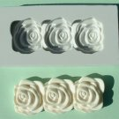 FOOD GRADE MOLD - Rose Theme Border Design - Cake Decorating Mold - The Art of Cake Dressing - (29)