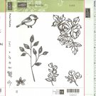 Stampin' Up! PETAL PALETTE 1 & 2 and PETALS & MORE THINLITS Dies - NEW
