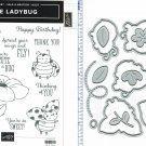 Stampin' Up! LITTLE LADYBUG &  LADYBUGS  DIES - NEW - Bundle