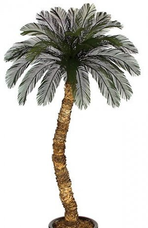 outdoor artificial palm trees 10' Outdoor Artificial Palm Tree   Non Potted   a 2952 outdoor artificial palm trees