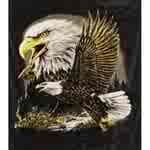 Queen Size Blanket - Double Eagle
