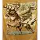 Queen Size Blanket - Deer