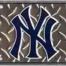New York Yankees (Diamond) License Plate